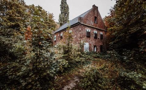 iamlost verlassene orte lostplace neue mühle duisburg