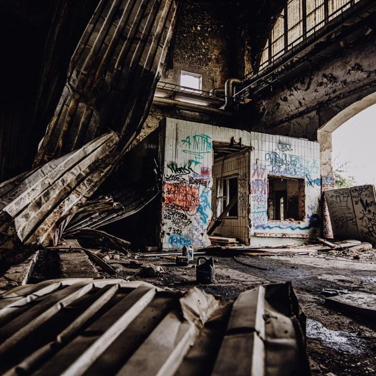 iamlost verlassene orte lostplace alter schlachthof erfurt