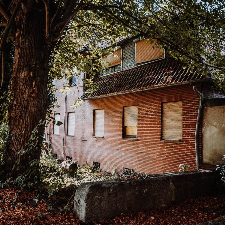 iamlost verlassene orte lostplace lostplaces urbex urban exploring Immerrath Gärten