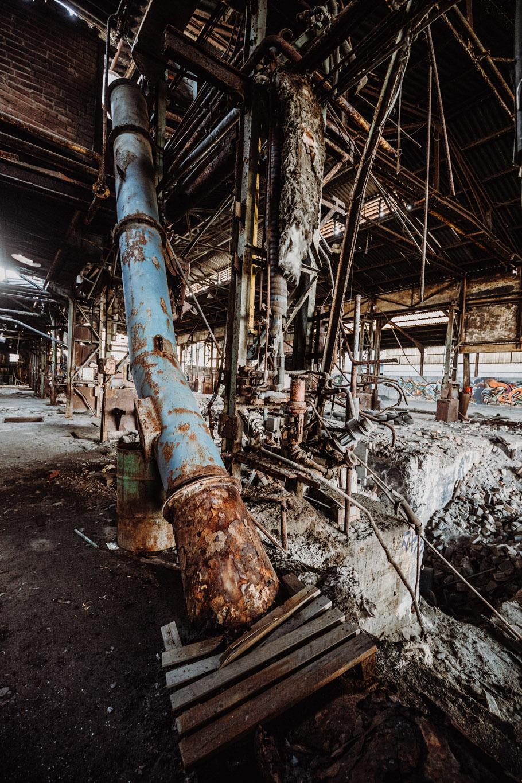Lostplace Niederrhein - Metalwerke Bender (85 von 124)
