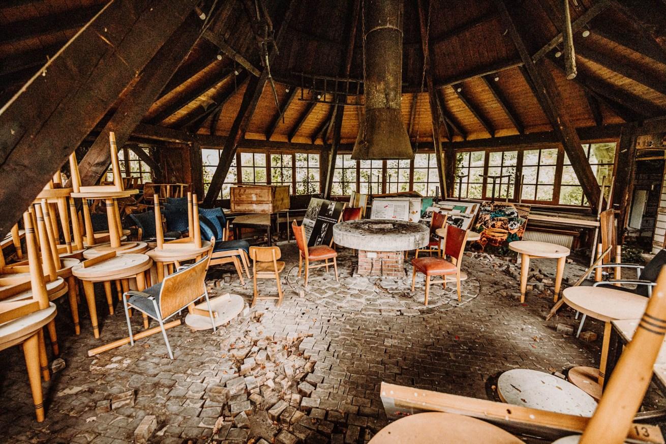 Lostplace Niederrhein - Tagungshotel (33 von 47)