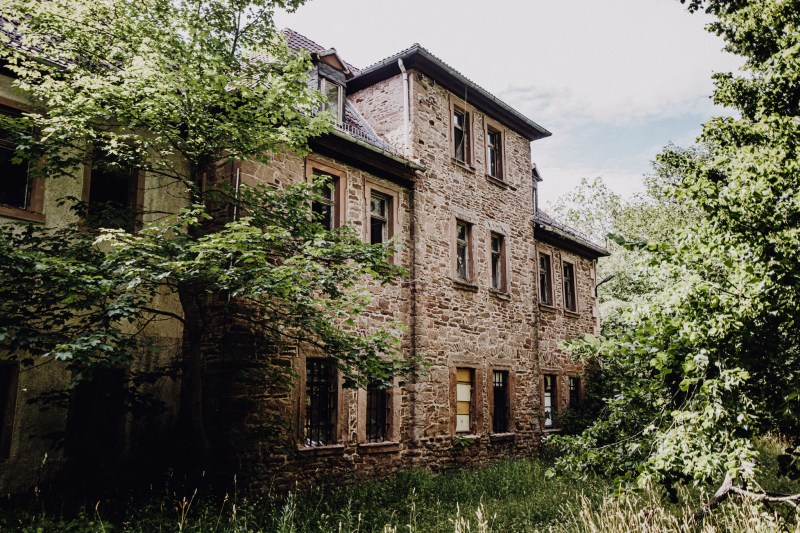 iamlost verlassene orte lostplace lostplaces urbex urban exploring Thueringen leerstehend Jagdschloss Rathsfeld