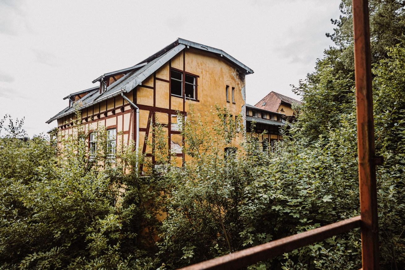 Lostplace-Thüringen-Kinderheim Hilde Koppi - Schleusingen (14 von 97)