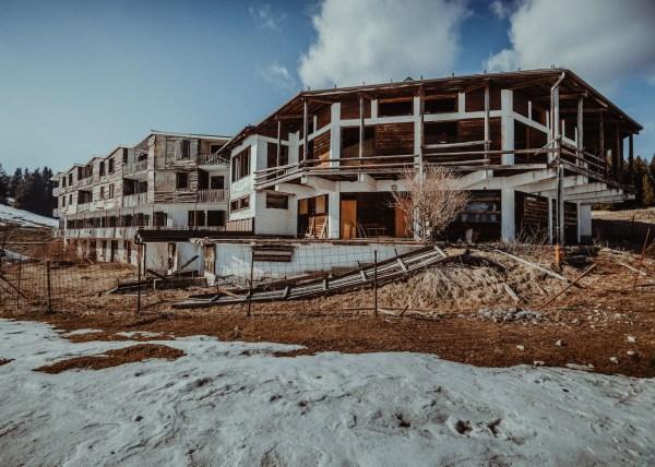 iamlost verlassene orte lostplace lostplaces urbex urban exploring italien Hotel Tremalzo
