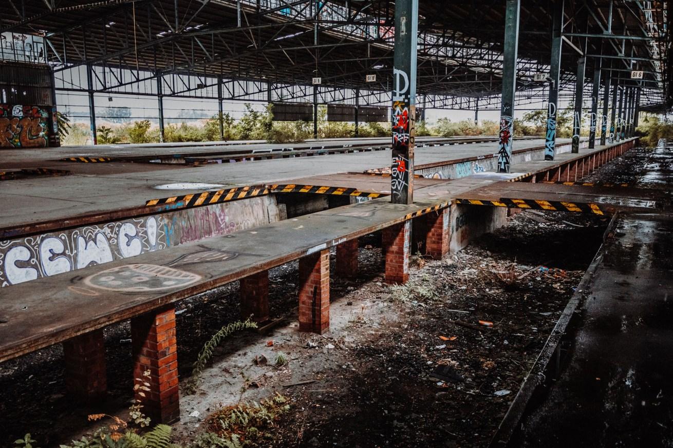 Lostplace - Güterbahnhof (23 von 117)
