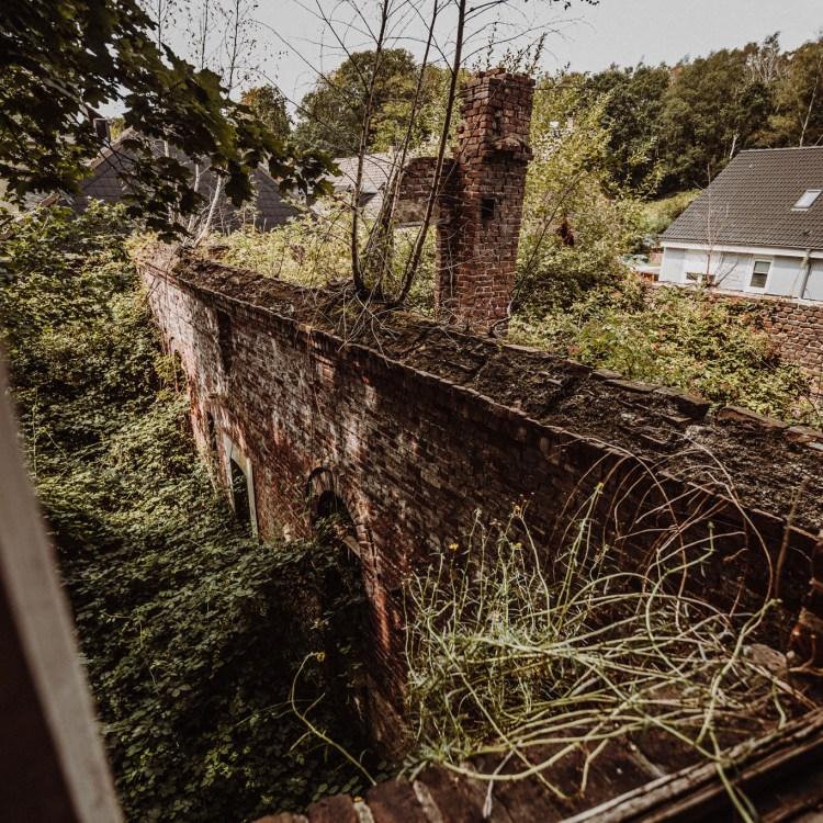 iamlost verlassene orte lostplace lostplaces urbex urban exploring nrw niederrhein mülheim brauerei ilbing