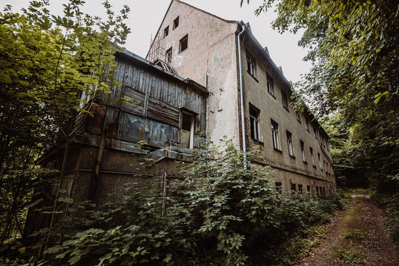 Lostplace-Thüringen-Sanatorium Sommerstein (7 von 48)