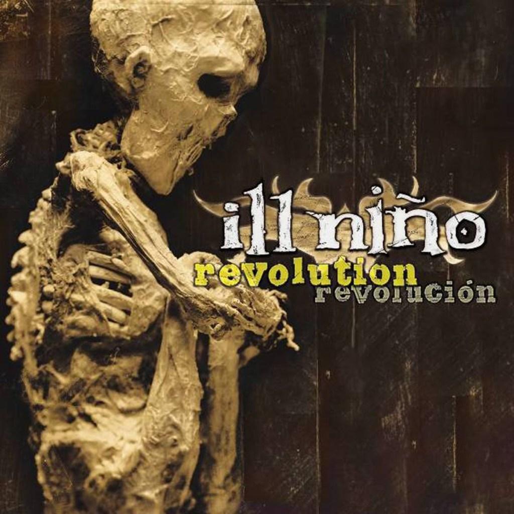 Ill Nino Revolution Revolucion Nu Metal