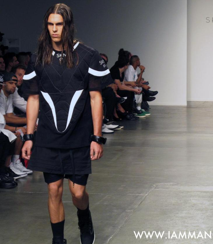 Fashion Report: Skingraft SS 2014