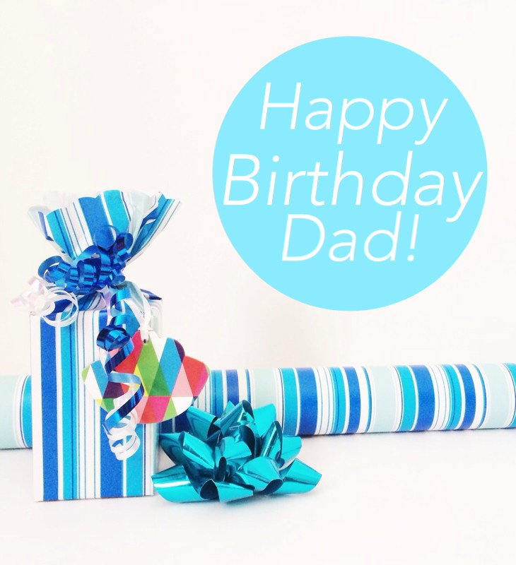 The Manchic Diaries: Happy Birthday Dad!