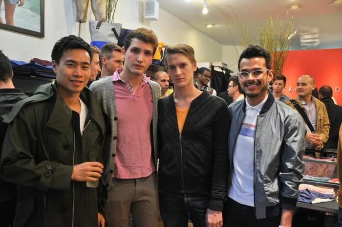 Parke & Ronen benefiting GLAAD