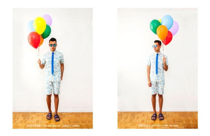 What Manchic Wore: True Colors