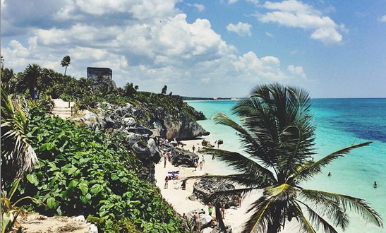 Bon Voyage: Tulum, City of Dawn