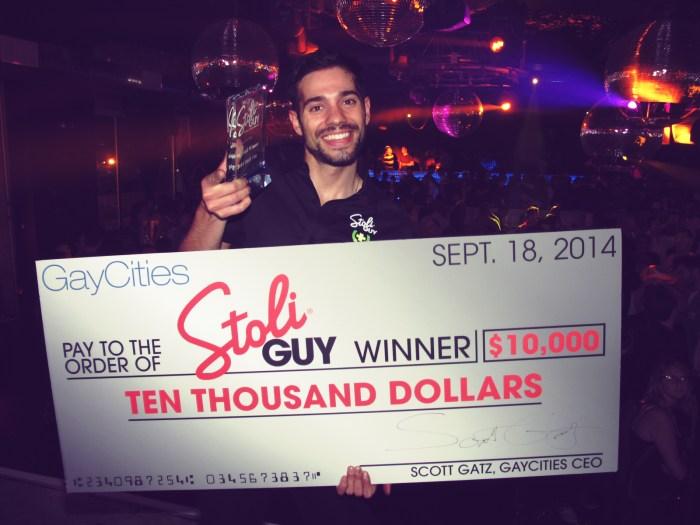 Stoli Guy Finale 2014 Live From New York City