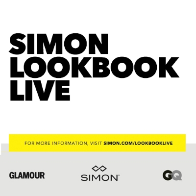 GQ + Glamour LOOKBOOK LIVE at Simon Malls