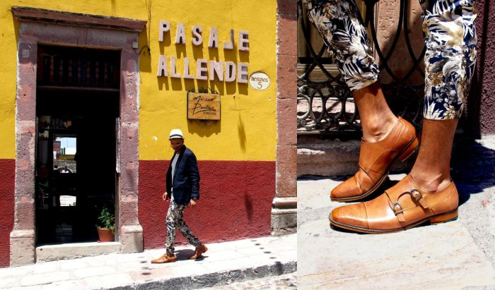 A Stroll Trough The Brightly Colored City Of San Miguel De Allende