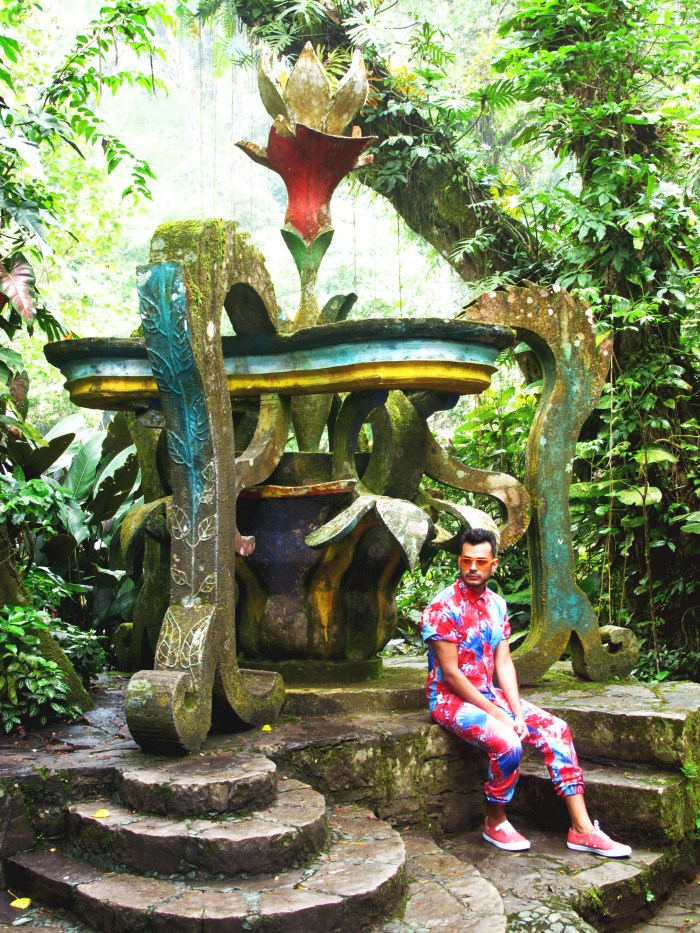 The Magic Of The Surreal Gardens Of Edward James