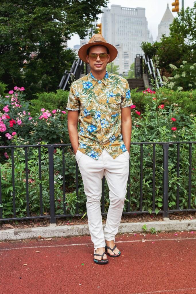 Beat The Heat, Wear The Hawaiian Shirt
