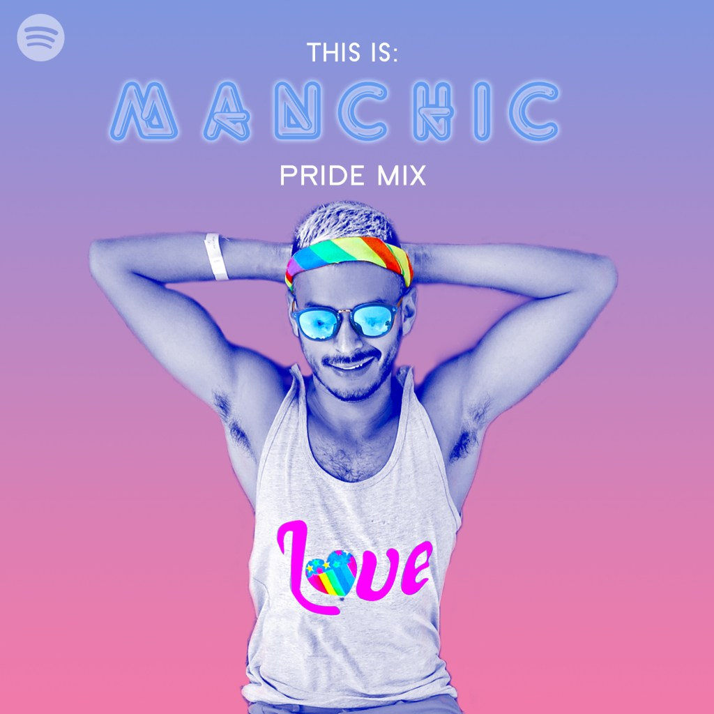 This is MANCHIC: Pride Mix