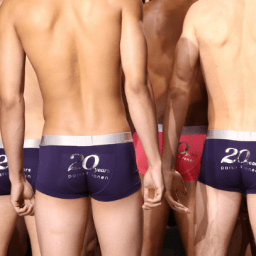 Backstage with the boys of Parke & Ronen Spring 2018