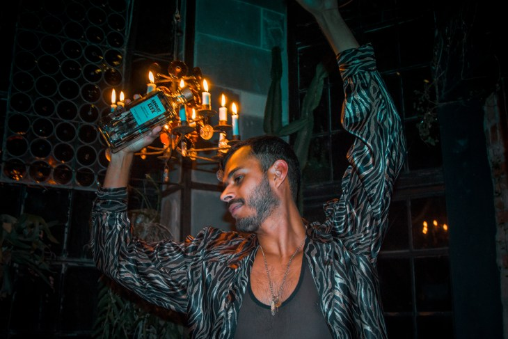 Throwing an epic cocktail party with Absolut Elyx