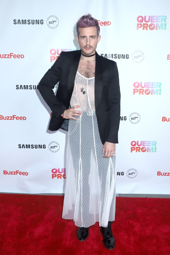 BuzzFeed Hosts Its 2nd Annual Queer Prom Powered By Samsung For LGBTQ+ Youth In New York At Samsung 837