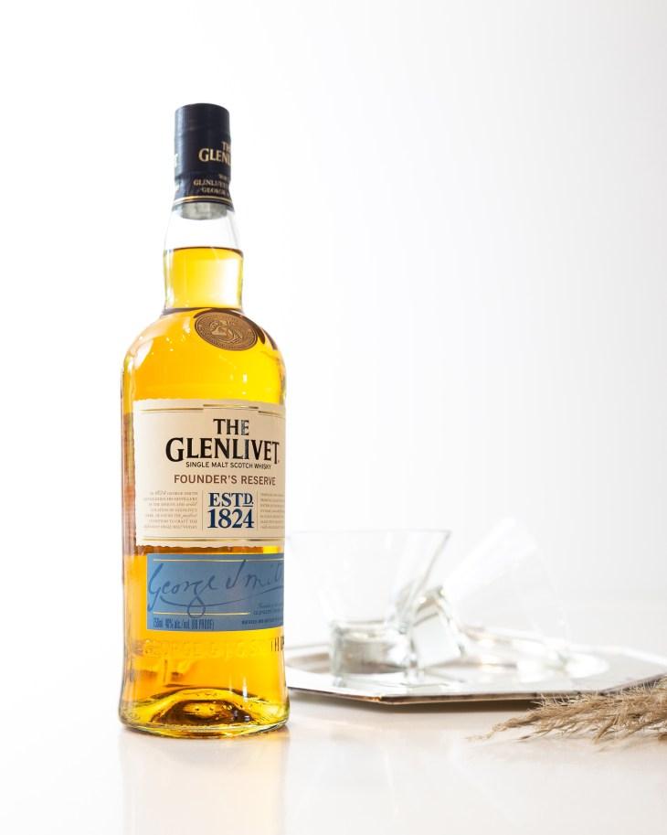 My all-time favorite The Glenlivet cocktail