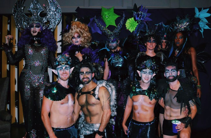 The sexiest photos from my gay Halloween weekend