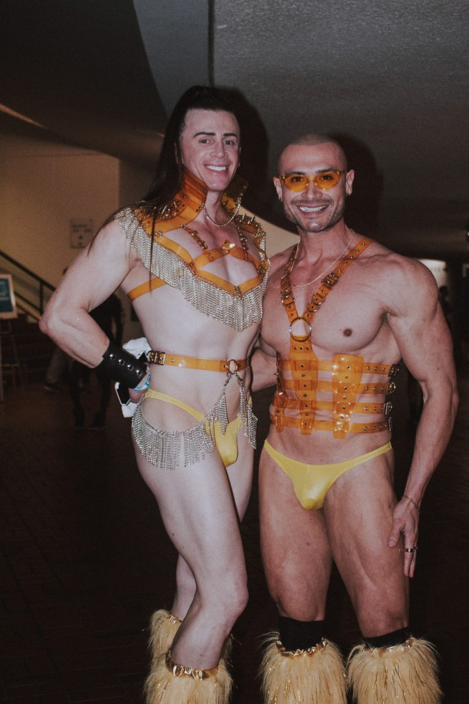 These photos from the 2019 Winter Party Festival, celebrate LGBTQ diversity