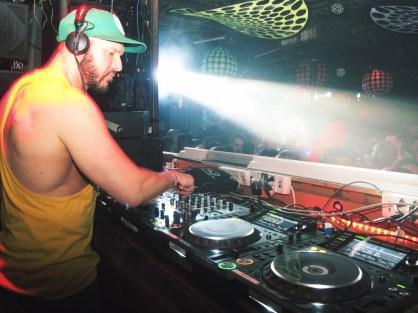 DJ Mickey Friedmann