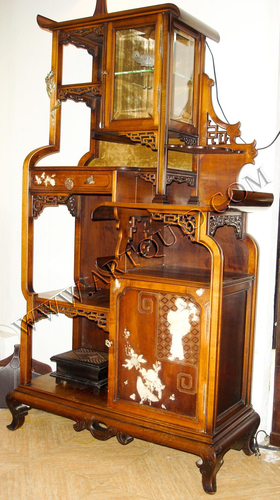 blue folding chairs ballard designs dining japan   history of design through the 18th century