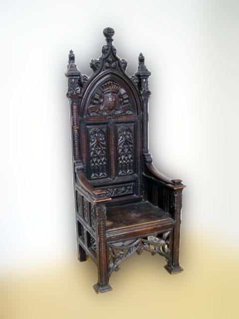 Gothic History Of Design Through The 18th Century