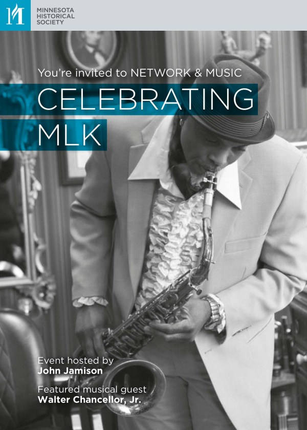 MLK Networking & Music