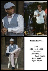 Jamel Harris