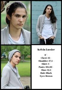 Kelvin Lussier