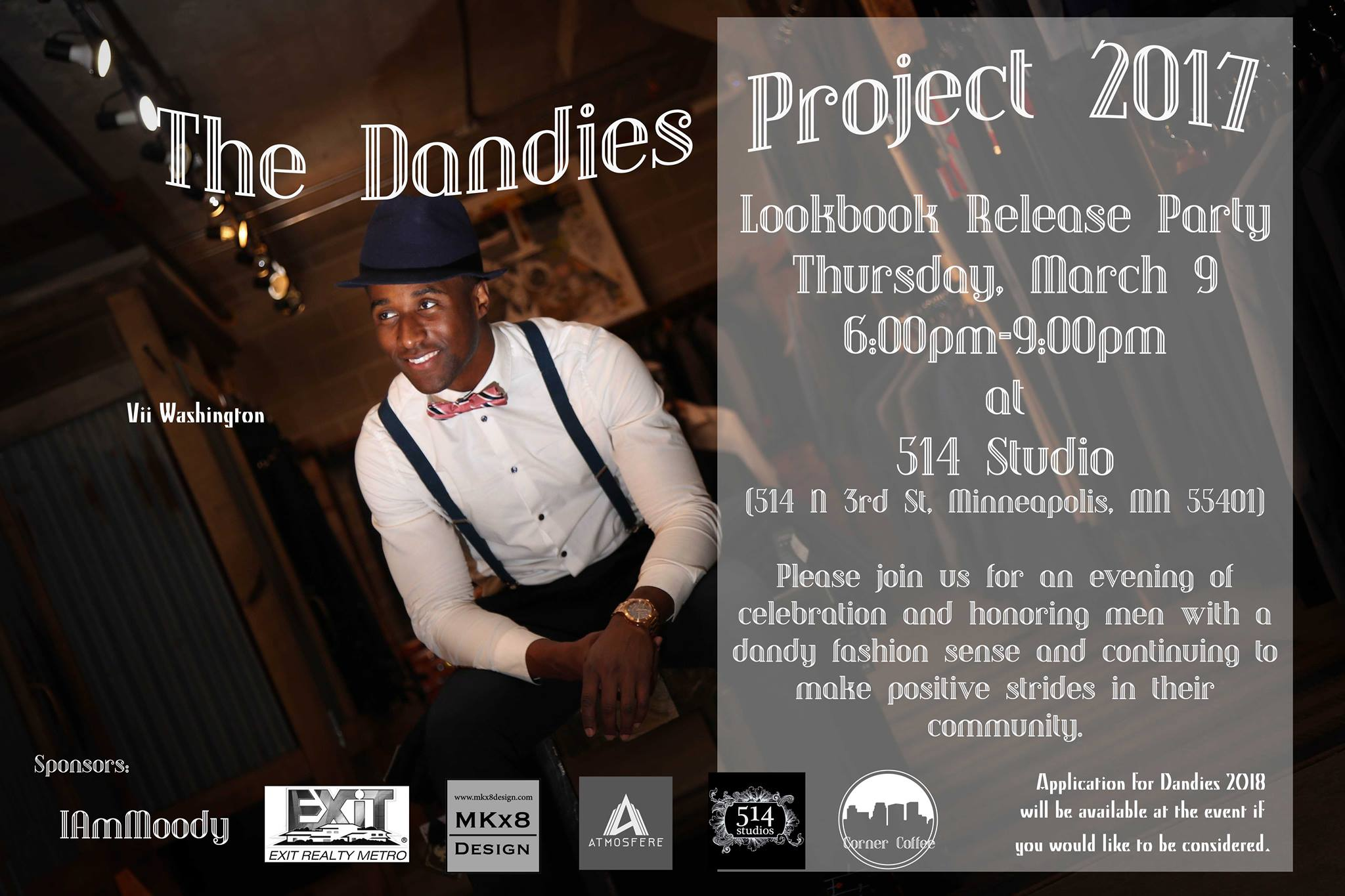 Dandies Project 2017