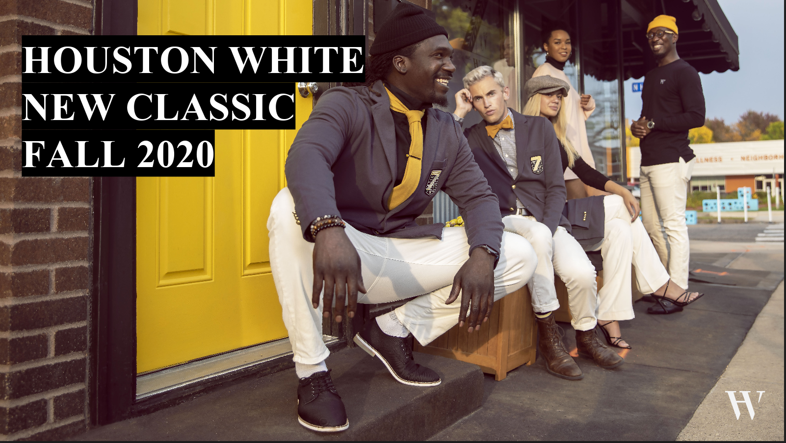 Houston White 2020 Fall Lookbook