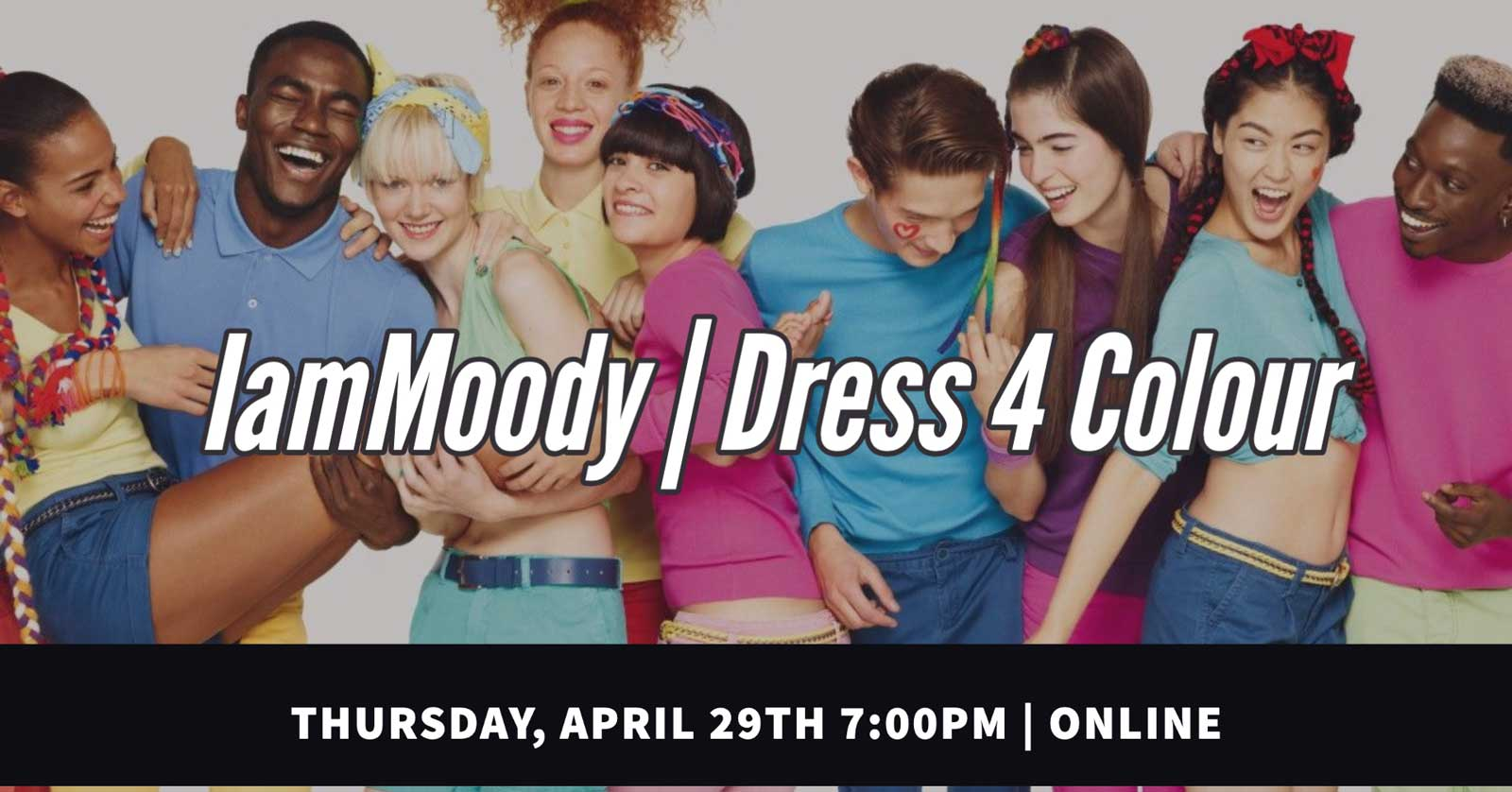IamMoody Dress 4 Colour 2021