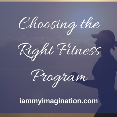 Choosing the Right Fitness Program