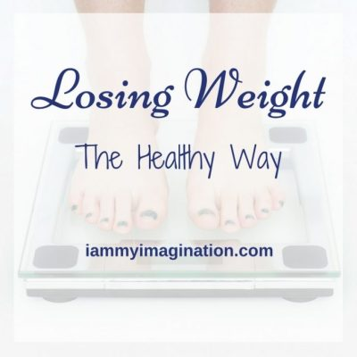 Losing Weight (the healthy way)
