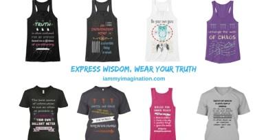 Express Wisdom, Wear Your Truth