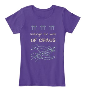 Untangle the Web of Chaos Image