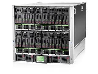 HPE BladeSystem Enclosures