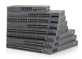 Aruba Mobility Access Switches