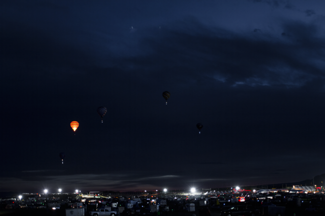 2015 Albuquerque International Balloon Fiesta (10)