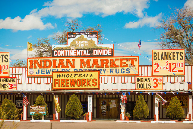 Photo: Thomas Hawk /Continental Divide Indian Market