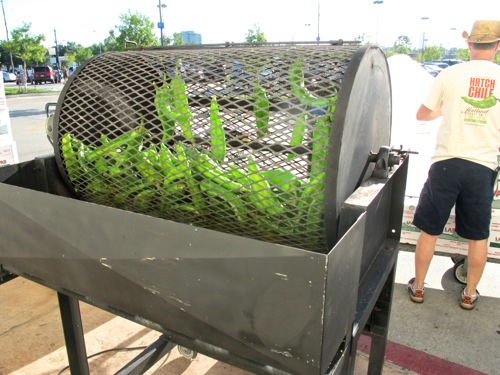 roasting-green-chile