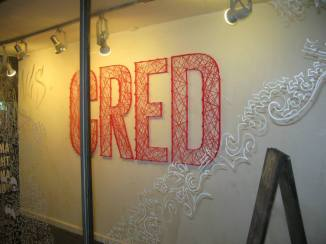 CRED - #PodcastWednesdays new studio
