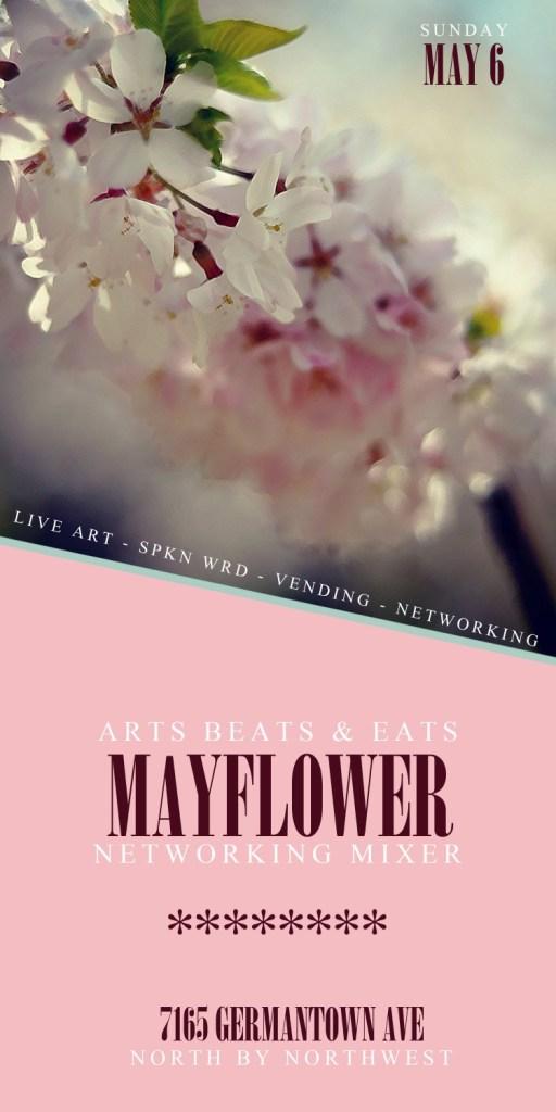 May 6th, 2012 Arts Beats and Eats Flyer