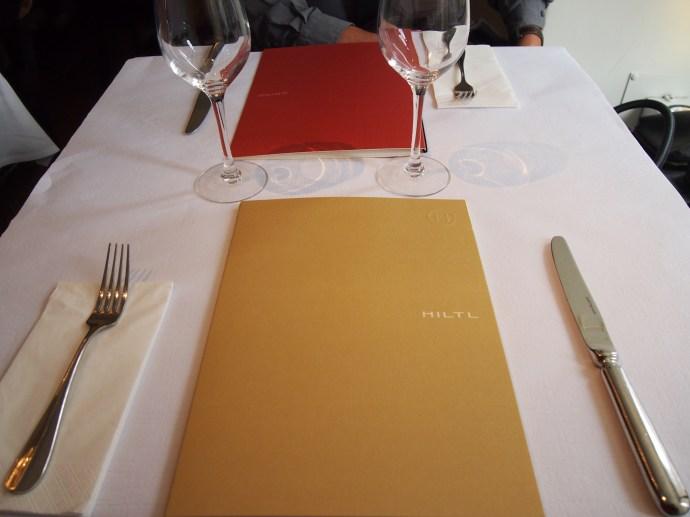 English Review| The Hiltl Restaurant Zurich